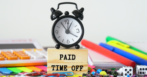 Paid Time Off PTO
