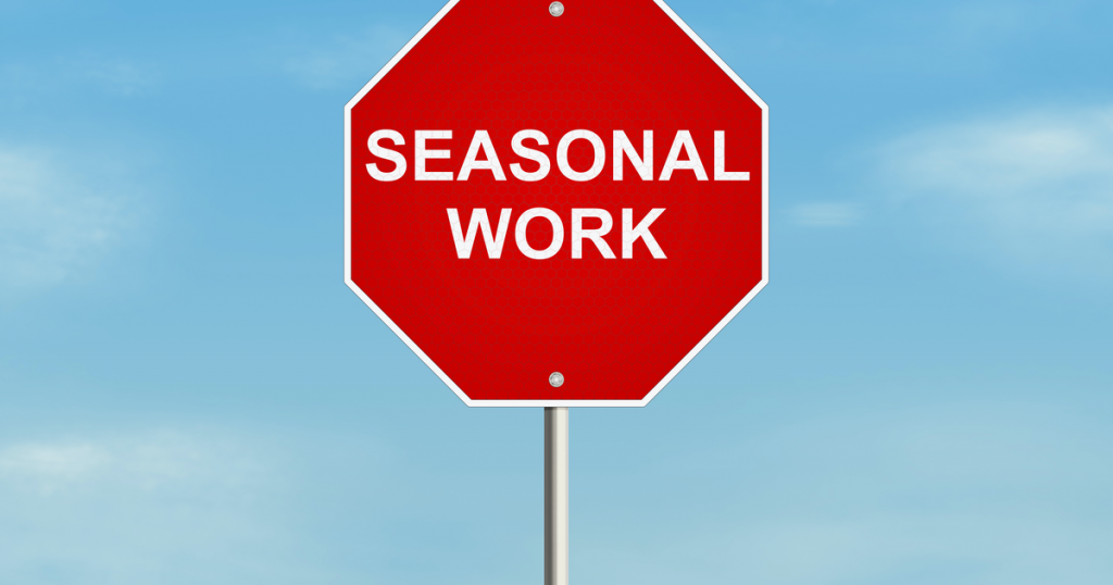 ACA Compliance with seasonal workers