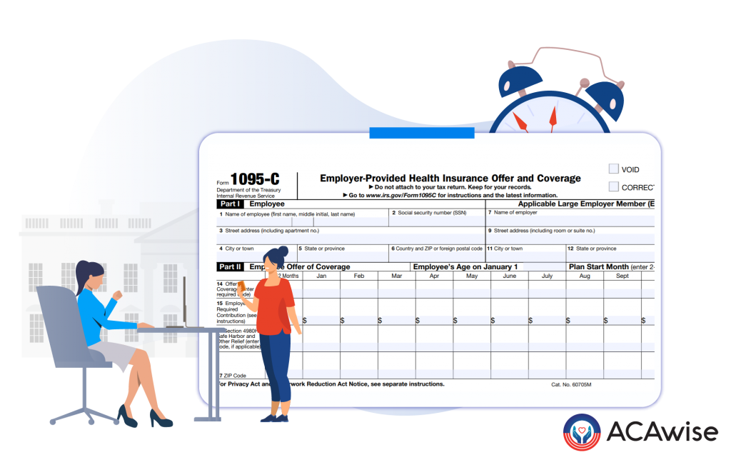 Form 1095-C for 2021