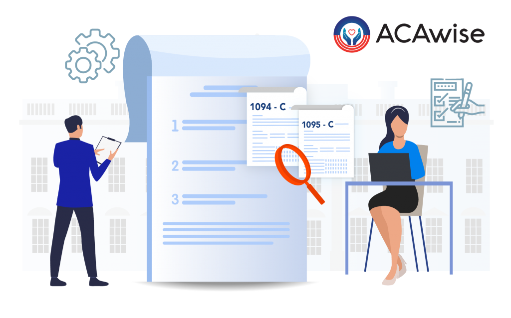 ACA Form 1095 Reporting Features