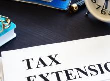 ACA Tax Extension