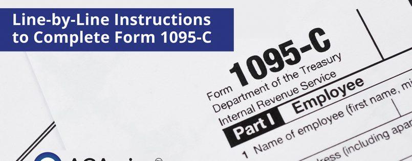 2021 Form 1095-C Filing Instructions